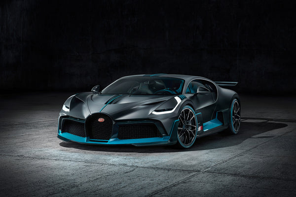 Bugatti Divo Luxury Cars Poster