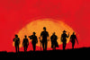 Red Dead Redemption 2 Game Art Poster