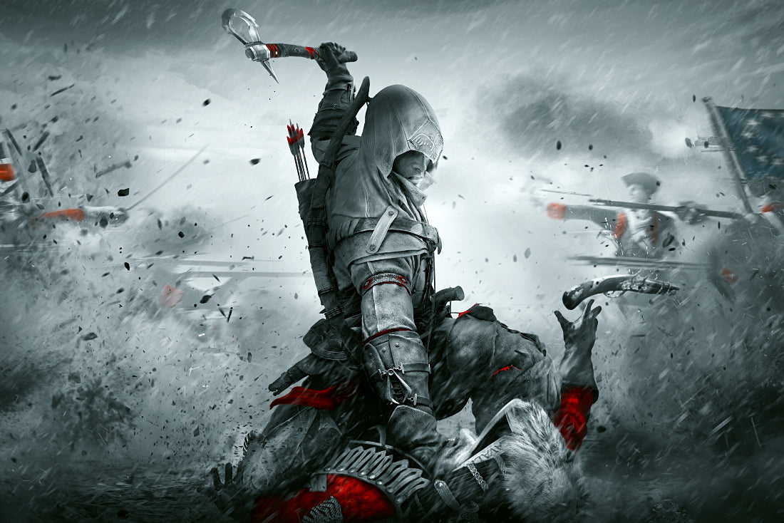 Assassins Creed Poster Uncle Poster