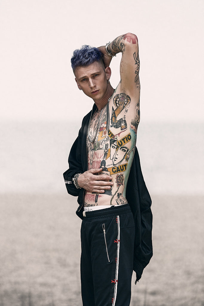 Machine Gun Kelly Has Love-Hate Relationship with His