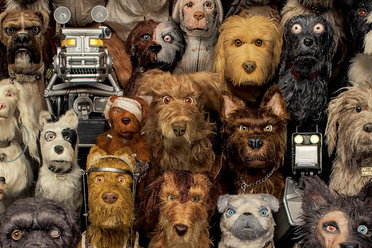 Isle Of Dogs Poster Uncle Poster