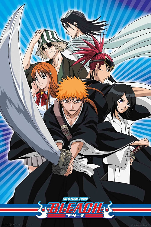 Bleach Anime Poster | Uncle Poster
