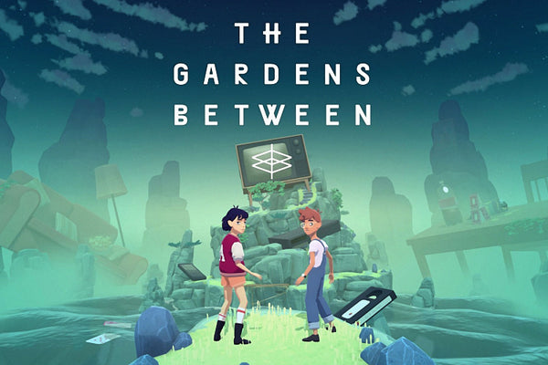 The Gardens Between Art Game Poster