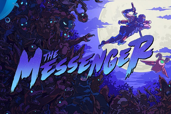 The Messenger Game Poster