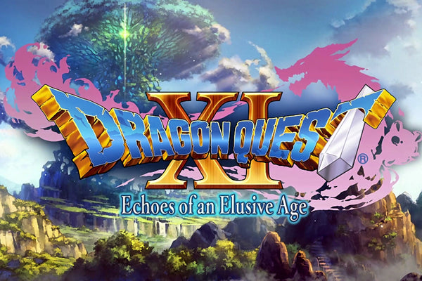 DRAGON QUEST 11 GAME POSTER