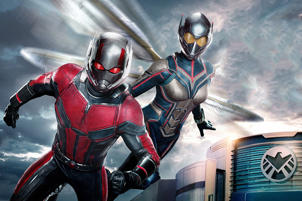 Ant Man and The Wasp Movie Poster