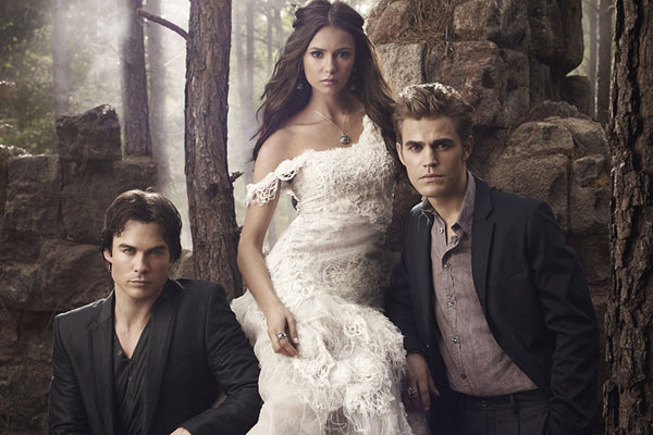 The Vampire Diaries (season 8) Poster