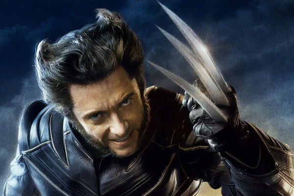 Wolverine X Men Art Poster