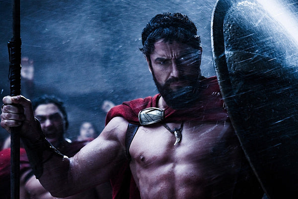 300 Spartans Poster