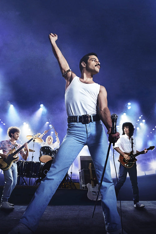 Bohemian Rhapsody 2018 Movie Poster