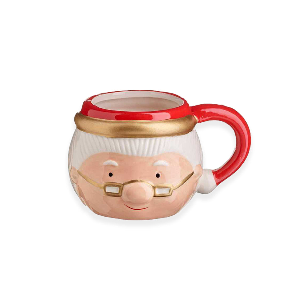 Mrs Clause Christmas Mug