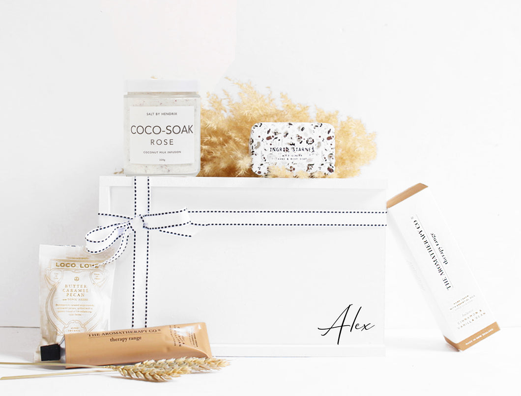 A LITTLE LUXURY GIFT BOX