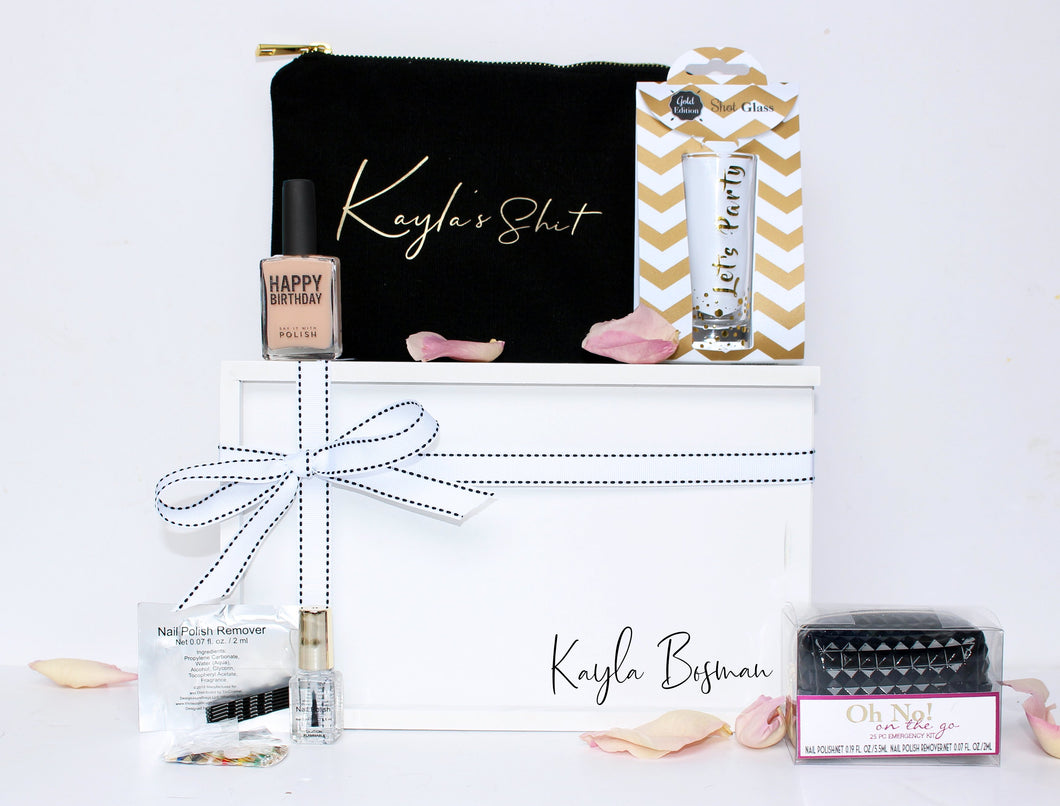 Birthday Gift Ideas For Her Box