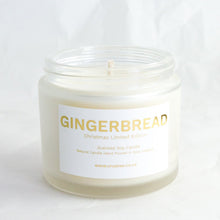 Spicy Gingerbread Luxe Candle