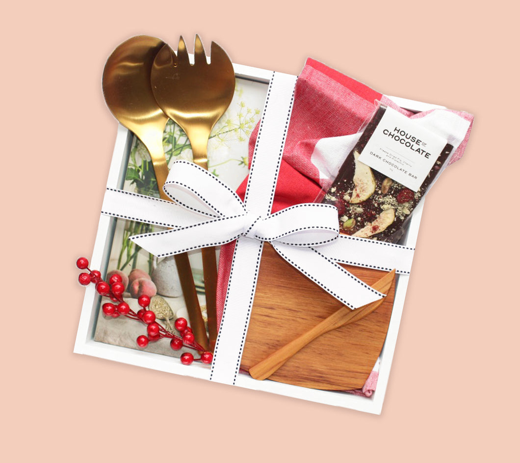 THE CHRISTMAS CHEF GIFT BOX