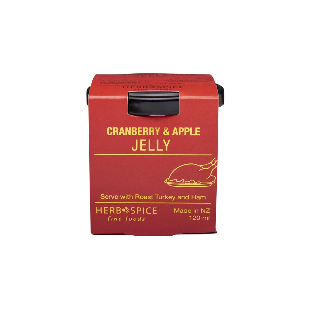 Cranberry And Apple Jelly