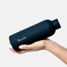 Navy Stainless Steel Bottle