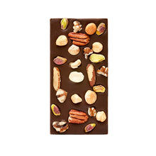 Mixed Nut Dark Chocolate Bar