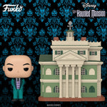 Funko POP! 19 - Disney's Haunted Mansion w/ Butler