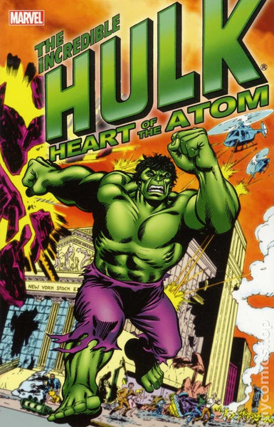 Hulk - Heart of the Atom TP