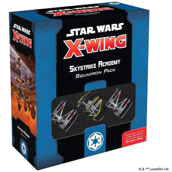 *PRE-ORDER* - Star Wars X-Wing - Skystrike Academy Squadron Pack