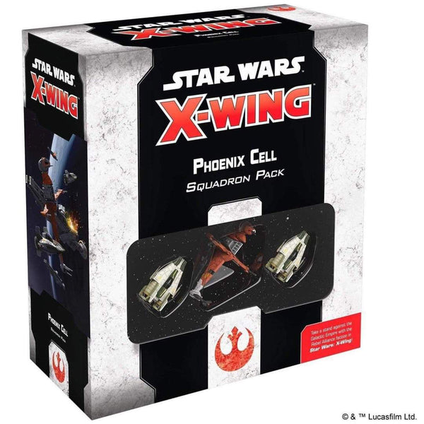 *PRE-ORDER* - Star Wars X-Wing - Phoenix Cell Squadron Pack