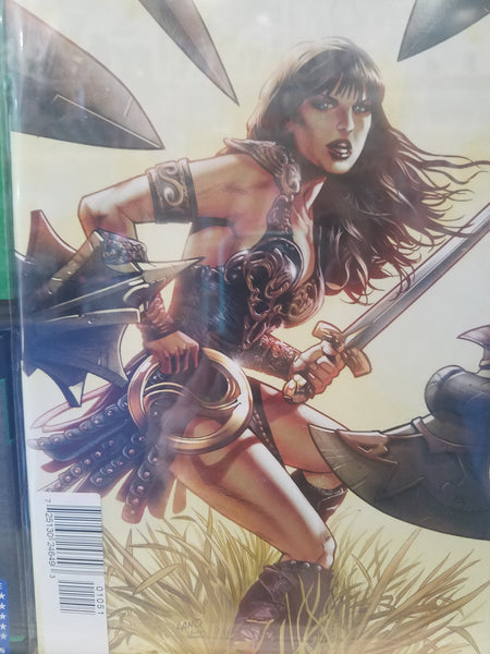Xena Virgin Land Variant Cover