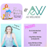 Yoga Wellness Workshop w/ Alexandra Ellis Jan 26th