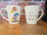 The Perky Nerd Mug