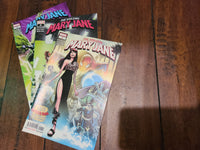 Perky Nerd Mary Jane Comic Bundle - First 3 issues of The Amazing Mary Jane