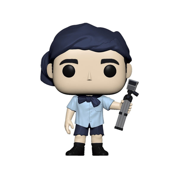 Funko POP! - The Office S2 : Michael as Survivor
