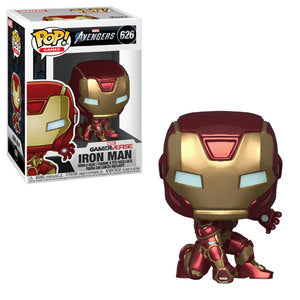 PRE-ORDER for Funko POP! 626 - Avengers Game Iron Man
