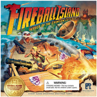 Fireball Island: Wreck of the Crimson Cutlass