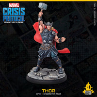 Marvel Crisis Protocol - Thor & Valkryie Character Pack
