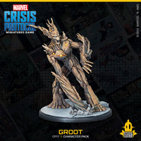 Marvel: Crisis Protocol - Rocket and Groot Character Pack