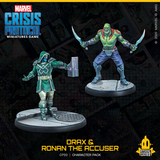 Marvel Crisis Protocol - Drax & Ronan the Accuser