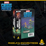 Marvel Crisis Protocol - Angela & Enchantress