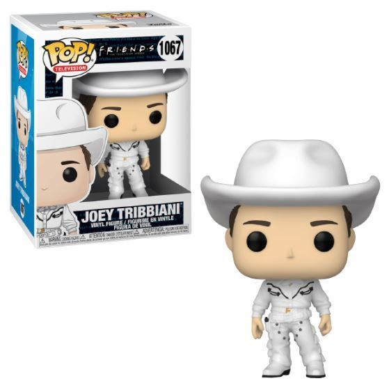 Funko POP! 1067 - Joey Tribbiani (Cowboy)