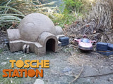 Star Wars Legion Terrain : Tosche Station - Building: Hut STL (DIGITAL FILE)