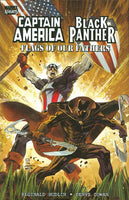 Captain America / Black Panther Flags of our Fathers by Hudlin