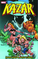 Ka-Zar Vol.1 By Mark Waid