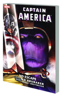 Captain America No Escape by Brubaker