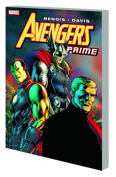 Avengers Prime By Bendis