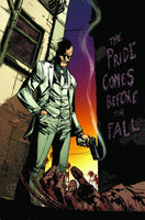 Daken Dark Wolverine - Pride Comes Before the Fall (HARDCOVER)