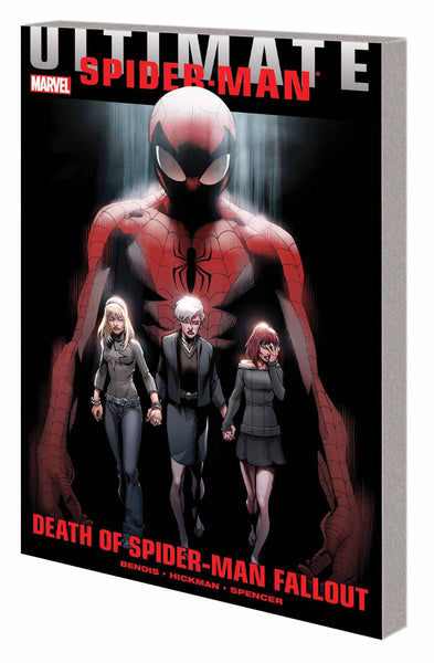 Ultimate Comics Spiderman - Death of Spiderman Fallout