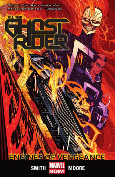 All-New Ghost Rider Vol.1 - Engines of Vengeance
