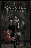 The October Faction Vol.1 (Mature Readers)