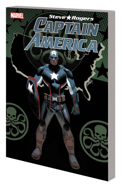 Captain America Steve Rogers Vol. 3 - Empire Building By Spencer