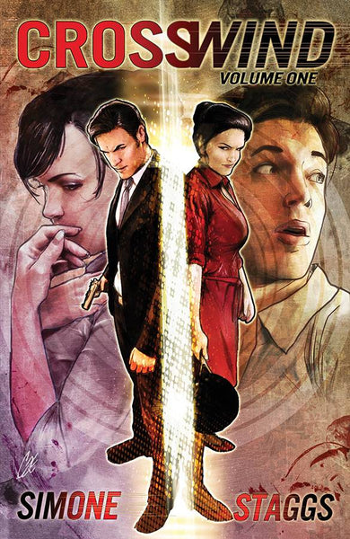 Crosswind Vol.1 By Gail Simone (Mature Readers)