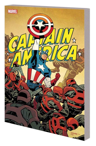Captain America - Home of the Brave by Waid